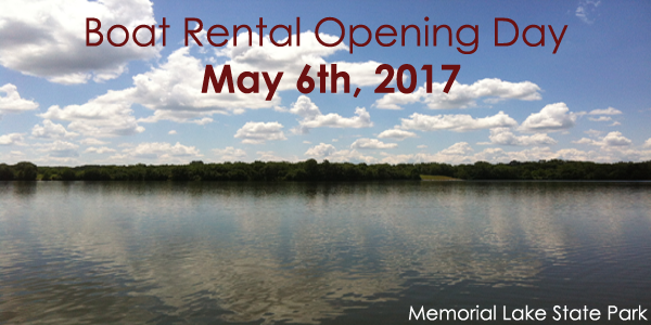Memorial Lake Boat Rental